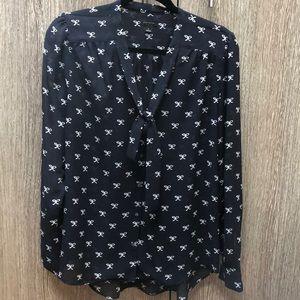 Ann Taylor blouse- NWOT
